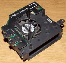 Lüfter mit Sound Board Platine Karte Fan AB7312HB-M03 Dell Inspiron 9100
