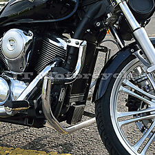 Kawasaki VN900 Vulcan Classic & Custom NEW Engine guard / Crash bar with pegs