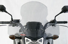HONDA NC700X 12-14 NC750X 14-15 Wind Deflectors Light Tint Includes screen