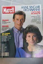 Paris Match 2107 Dechavanne Sinclair Chéreau Antarctica Polanski Seigner Equateu