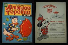 ***ALMANACCO TOPOLINO*** N.3 (MARZO 1964)