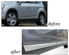 Side Body Moulding Trim Cover for Chevrolet Orlando 2010+ w/Tracking No.