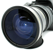 0.17x Wide Angle Fisheye Macro Lens For SONY Alpha A35 A37 A55 A57 A58 A65 DSLR