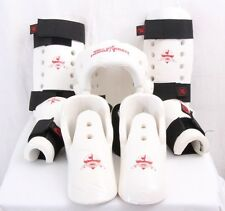 Macho Martial Arts World Champion Karate Foam Head Hand Feet Shin Pads