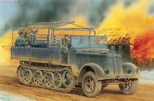 DRAGON 6562 1/35 Sd.Kfz.7 8t Half Track Late Production