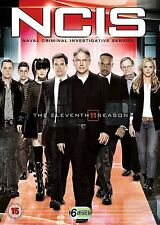 NCIS COMPLETE SERIES 11 DVD BOX SET All Episodes from 11th Season UK Release R2