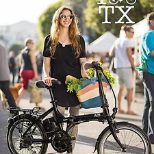 KUO + folding Electric Bike bicycle A2B throttle pedal assist 250w black friday