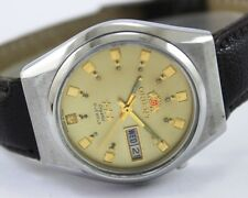 VINTAGE ORIENT AUTOMATICO UOMO'S MADE IN JAPAN OROLOGIO MEN'S WATCH - I2635