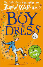The Boy in the Dress - David Walliams - Paperback - NEW