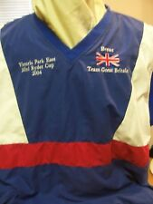 TEAM GREAT BRITAIN RYDER CUP 2004 JERSEY