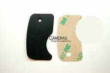 New Back/Rear /Grip Rubber Cover for Nikon D50 D 50 Repair Part + Tape Adhesive