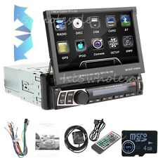 Automotive GPS Unit In Dash Car Stereo DVD Player Radio Stereo RDS Bluetooth US