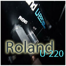 ROLAND U-220 Huge Original Factory & new Created Sound Library & Editors on CD