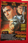 FROM DUSK TILL DAWN 1996 TARANTINO CLOONEY KEITEL 1SH RARE EXYU MOVIE POSTER