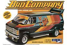 MPC 1:25 1982 Dodge Bad Company Van Model Car Kit MPC824 NEW