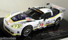 Ixo 1/43 Scale LMM156 Corvette C6-R #73 LMGT1 Le Mans 2008 Diecast model car