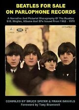 Beatles For Sale on Parlophone Records, Bruce Spizer, Frank Daniels, New Books