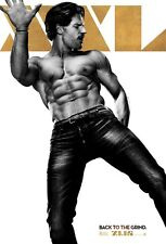 Magic Mike poster - Joe Manganiello poster - Magic Mike XXL : 11 x 17 inches