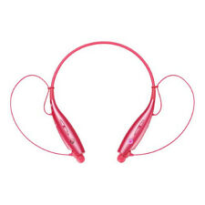 LG Electronics Tone+ HBS-730 Bluetooth Headset - Retail Packaging Pink