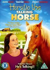Horatio The Talking Horse (DVD) (NEW AND SEALED)