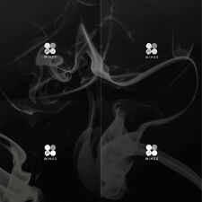 BTS - [WINGS] 2nd Album Random Ver. CD+96p Foto Buch+1p Karte K-POP Sealed