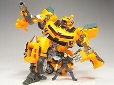 Transformers 2 Revenge of the Fallen Movie Human Alliance Bumblebee with Sam