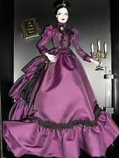 HALLOWEEN HAUNTED BEAUTY GOTHIC  MISTRESS OF THE MANOR BARBIE DOLL