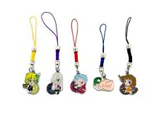 Porte Clefs Cles Nanatsu no Taizai (x5) Seven Deadly Sins Keychain Key cle Kette