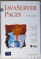 JAVASERVER PAGES AVANZADO - DAVID M. GEARY - PRENTICE HALL 2002 - VER INDICE