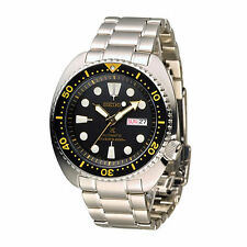 """LATEST SEIKO PROSPEX """"TURTLE"""" JAPAN MADE AUTOMATIC 200M DIVER'S WATCH - SRP775J1"""