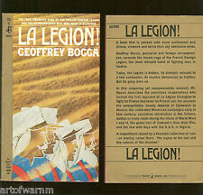 LA LEGION- Bocca ( French Foreign Legion ) Vintage MILITARY 1st  SB