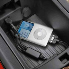 OEM BMW MINI USB 3.5MM AUX INTERFACE CABLE ADAPTER for iPHONE iPod iPAD