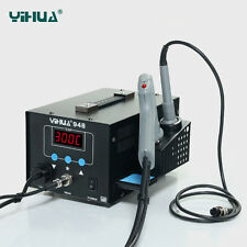 BE-YIHUA948 electric suction tin/gun to tin with soldering iron handle NEW 220v