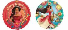 Set of 2 ELENA OF AVALOR Happy Birthday Balloons 1 of each design FREE SHIP