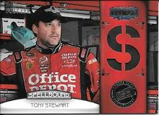 "2011 Press Pass Eclipse Spellbound #TS1 Tony Stewart ""S"" Tire Relic #061/200"