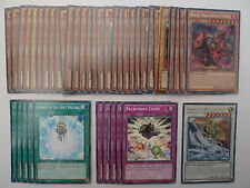Lightsworn Ruler Deck * Ready To Play * Yu-gi-oh