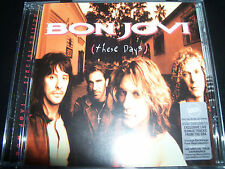 Bon Jovi These Days (Australia) Special Edition CD – Like New