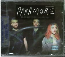 PARAMORE SELF TITLED SEALED CD NEW 2013