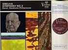 VIC 1318 DORATI sibelius symphony no 2 rca victrola 1968 mono LP PS EX-/EX