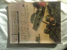 Commando War Story Picture Book The Ghost of Sergeant Smith No.1455 C/P14p 1980