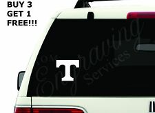 "UNIVERSITY OF TENNESSEE  NCAA (4.5""X4.25"") CAR WINDOW DECAL STICKER TRUCK LAPTOP"