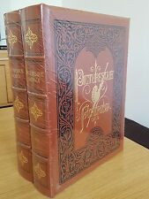 PICTURESQUE AMERICA Limited Deluxe Edition from Easton Press New Factory-Sealed