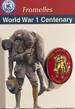 Great War Series - FROMELLES Enamelled Badge 1 New *ANZAC Day 2016