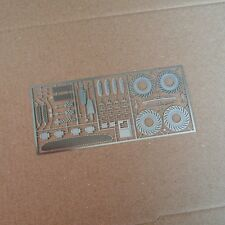Tremonia METAL Photoetch TRANSKIT FOR FERRARI 456 GT by BBURAGO 1/18