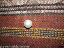 Natural Freshwater Creamy White Pearl Loose Gemstone Indian KESHI Moti For Ring
