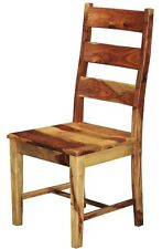 "Set of 6  42"" H Dining chair solid oriental rosewood hand crafted classic design"