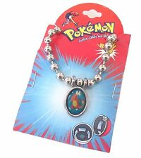 POKEMON CHARMANDER CHAIN NECKLACE COLLAR CHOKER NEW NWT NEW OLD STOCK VINTAGE 95