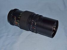 200mm PRE-SET LENS TO FIT PENTAX  SCREW