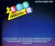 Various Artists - Now That's What I Call Music! 10 - UK CD album 1987