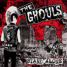 GHOULS-STAND ALONE  CD NEW